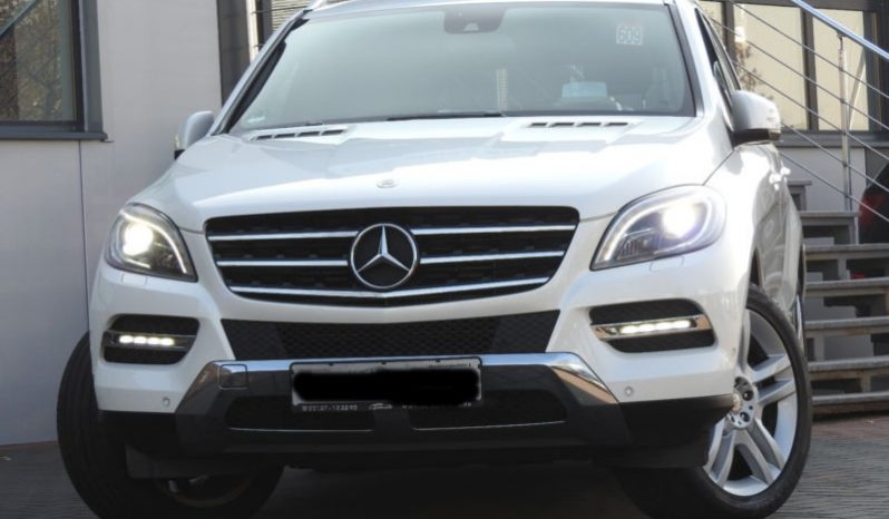 Autoturisme Mercedes-Benz ML 270 2015 full