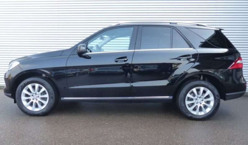 Autoturisme Mercedes-Benz ML 250 2014 full