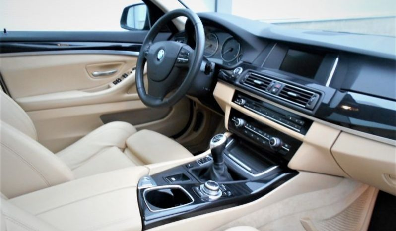 Autoturisme BMW 5 Series 2014 full
