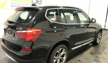 Autoturisme BMW X3 2015 full