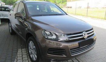 Autoturisme Volkswagen Touareg 2014 full