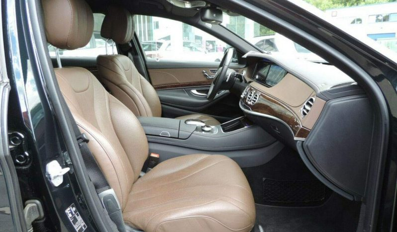 Autoturisme Mercedes-Benz S-Class 2017 full