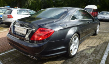 Autoturisme Mercedes-Benz CL 500 2015 full