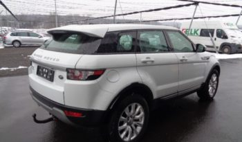 Autoturisme Land Rover Range Rover Evoque 2014 full
