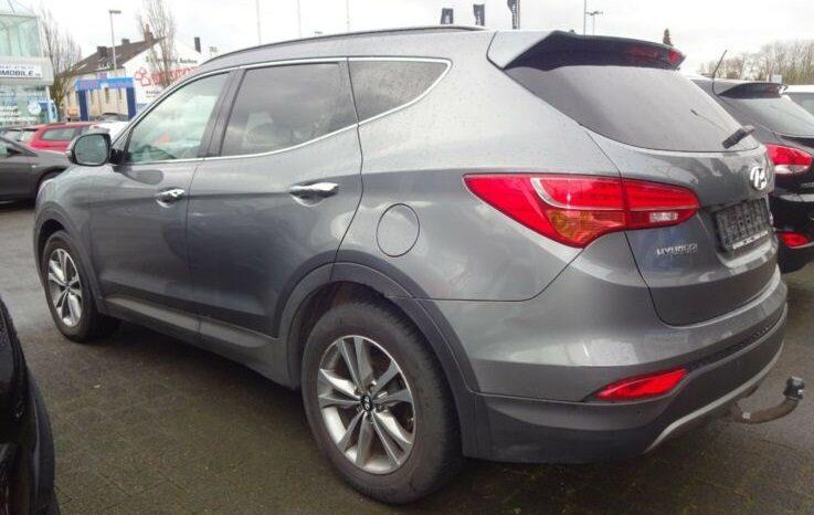 Autoturisme Hyundai SantaFe 2015 full