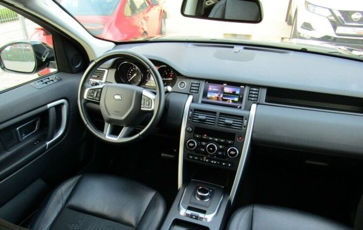 Autoturisme Land Rover Discovery 2018 full