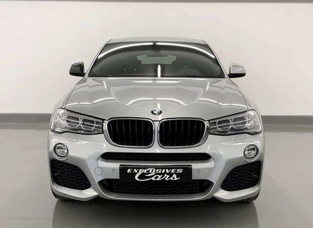 Autoturisme BMW X4 2014 full