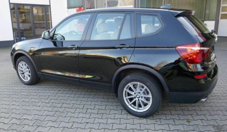 Autoturisme BMW X3 2016 full