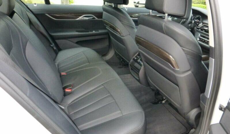 Autoturisme BMW 730 2017 full