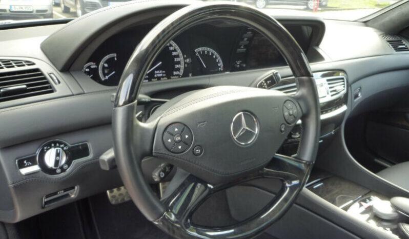 Autoturisme Mercedes-Benz CL 500 2015 full